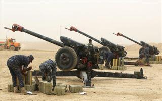 Irak- offensive sur Hawija, l'EI acculé dans tous ses fiefs