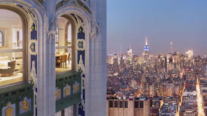 Voici l 39 appartement le plus cher de l 39 histoire de la ville de new york il est vendre photos - Achat appartement new york ...