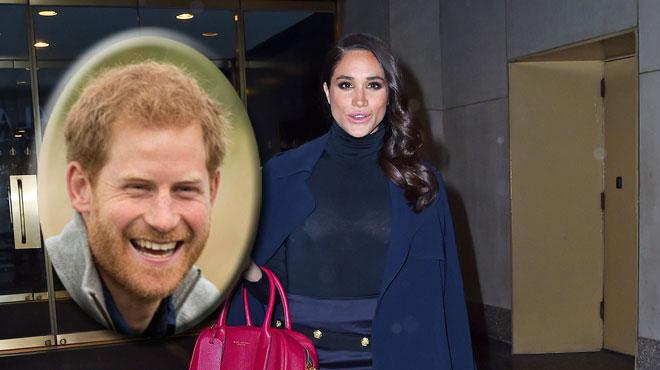 Meghan Markle, la petite amie du prince Harry, aurait déjà choisi sa demoiselle d'honneur...Et vous la connaissez!