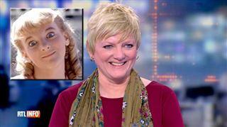 La petite Nellie Oleson sur le plateau du RTLinfo13H- Pour une actrice, le rôle du méchant, c'est le meilleur rôle (vidéo) 5