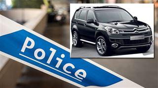 Des témoins voient une femme entravée avec des cordes dans un SUV à La Louvière- la police lance un avis de recherche 4
