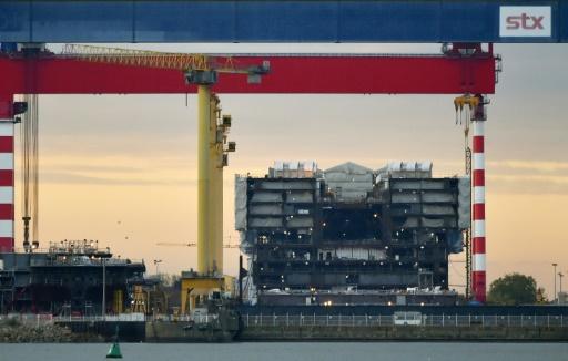 STX-Fincantieri vers un accord. Paris prêt à céder 51% aux Italiens