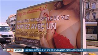 Polémique autour d'une campagne de publicité près des universités pour un site de Sugar Daddy's 2