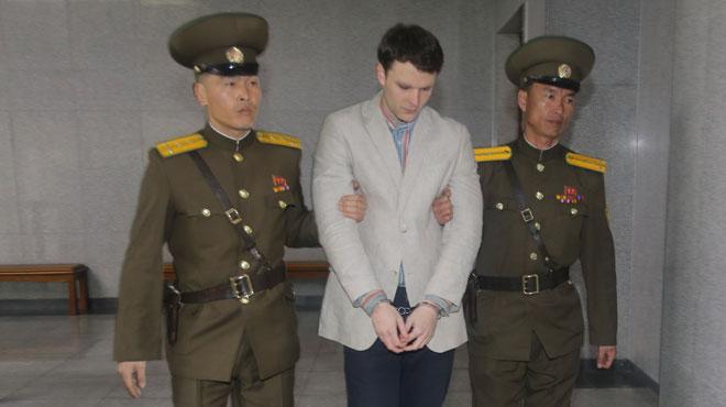 Pas de traces de tortures sur l'étudiant américain décédé — Corée du Nord