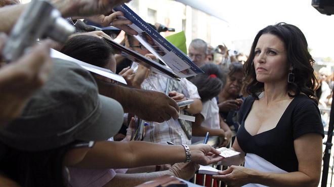 Julia Louis-Dreyfus : L'actrice de Veep annonce être atteinte d'un cancer
