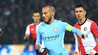 Deux géants italiens s'intéressent de près à David Silva- voici ce qui pourrait le faire quitter Manchester...