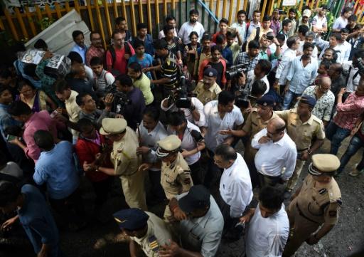 Bousculade mortelle dans une gare de Bombay — Inde