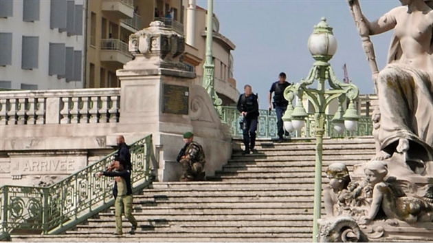 Attaque de Marseille : L'assaillant, un Tunisien connu des services de police