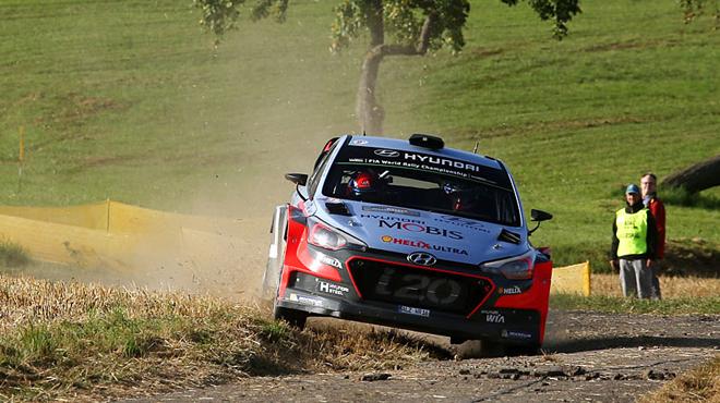 Rallye d'Espagne : Kris Meeke s'impose, Sébastien Ogier se détache au Championnat