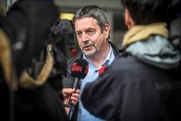 Référé Bruxelles: Infrabel débouté face à Michel Abdissi, président de la CGSP Cheminots