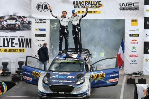 Rallye de Catalogne: le copilote, métronome et