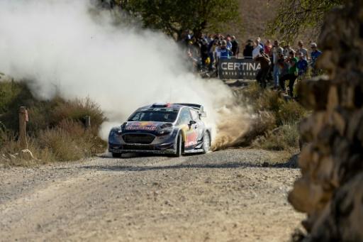 Rallye de Catalogne: Ogier fait mieux que gérer, Mikkelsen se montre déjà