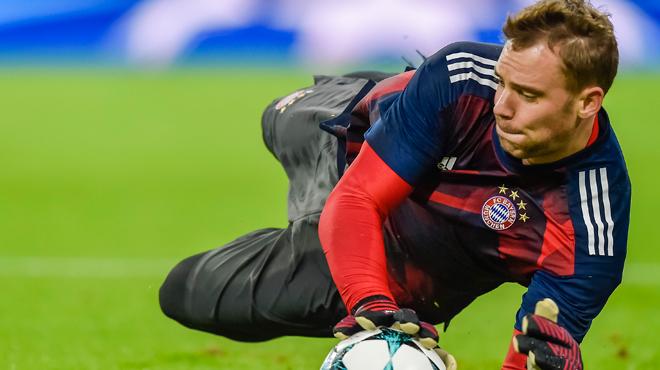 Neuer pourrait être absent jusqu'en mars — Bayern Munich