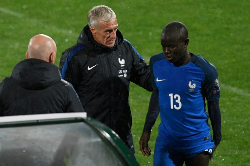 Equipe de France : Deschamps annonce la couleur avant la Bulgarie !