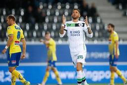 Proximus League - OH Louvain bat Westerlo et reprend la 2e place