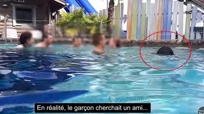 Une expérience menée en Belgique: comment réagiriez-vous si un enfant se noyait devant vous? (vidéo)
