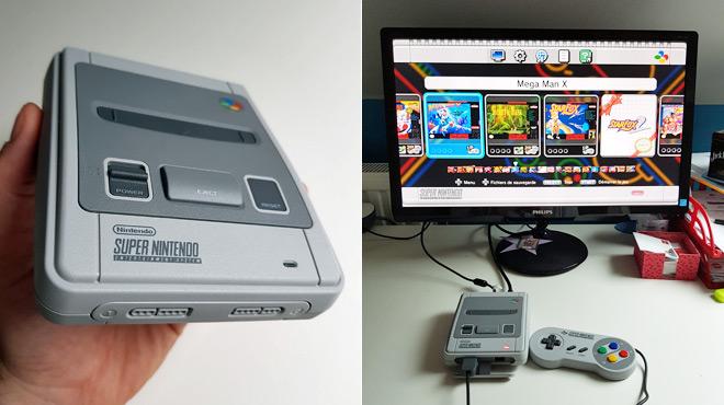 Nostalgie, épisode II: que vaut la Super Nintendo Mini, elle aussi en rupture de stock ?