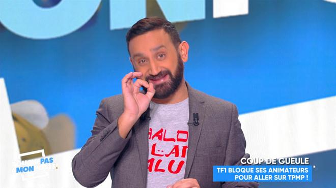 Clash entre TF1 et Cyril Hanouna: l'animateur annonce une surprise