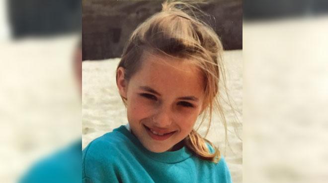 Reconnaissez-vous cette petite fille, devenue actrice française célèbre?