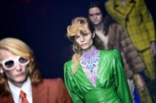 Le géant du luxe Gucci bannit les fourrures de ses collections