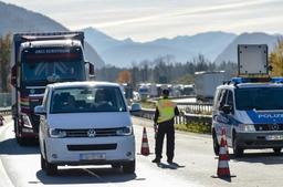 L'Allemagne et le Danemark prolongent de six mois les contrôles aux frontières
