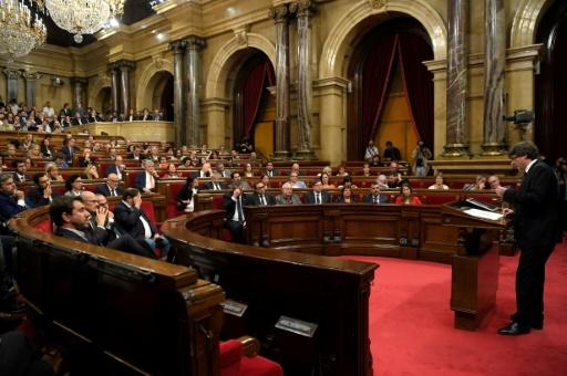 Crise catalane: ce que l'on sait