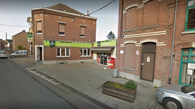 Le Louis Delhaize de Pont-à-Celles braqué lors de son ouverture, jeudi matin: