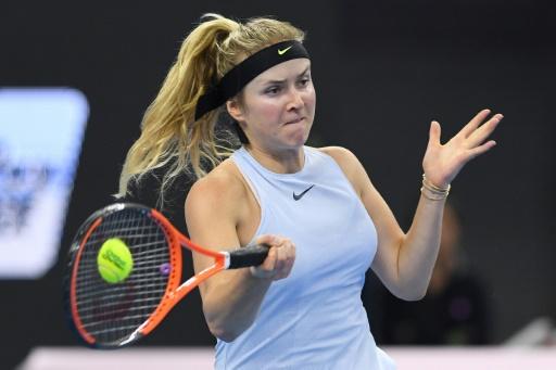 Tennis: Svitolina et Wozniacki, blessées, déclarent forfait au 2e tour à Hong Kong