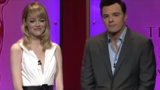 Cette blague lancée aux Oscars était passée inaperçue: elle en disait long sur le prédateur sexuel Harvey Weinstein (vidéo)