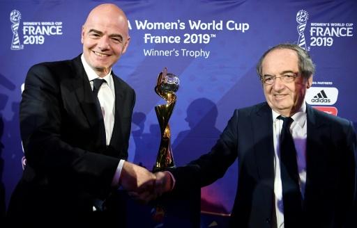 Mondial-2019 dames: Le Graët espère des