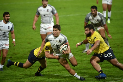 Rugby: Toulouse et Paris, chefs de file en Challenge européen