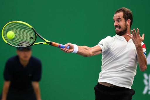 Tennis: Gasquet défie Federer en quarts à Shanghai