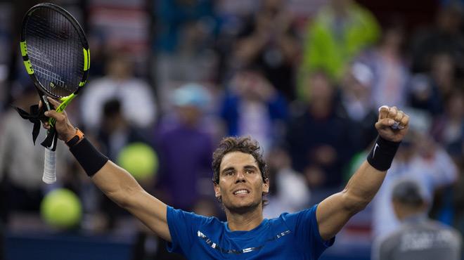 Rafael Nadal est invaincu depuis 15 rencontres
