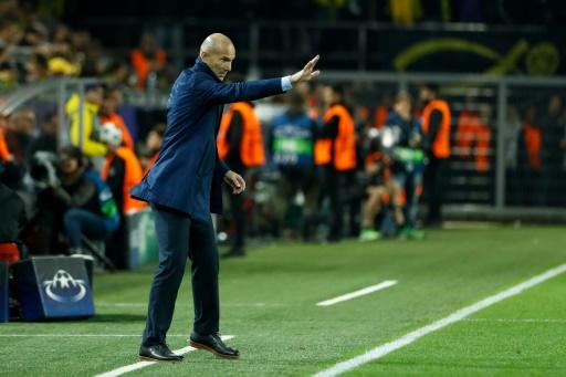 Real Madrid: Zidane se voit en