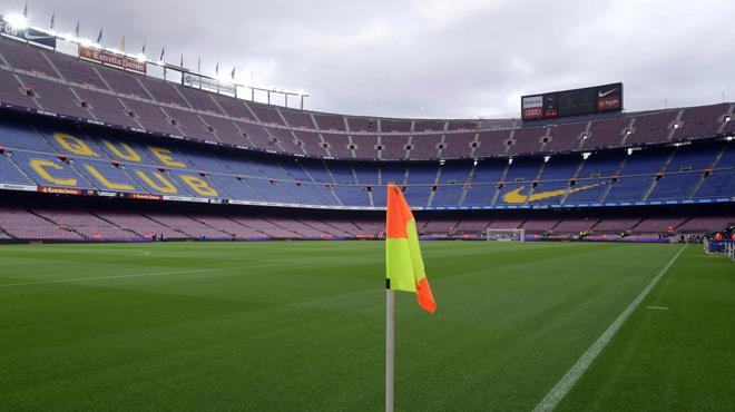 Le Camp Nou va bientôt changer de nom