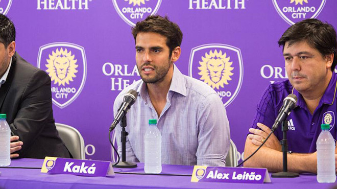 Kakà va quitter la MLS, mais pas le monde du football