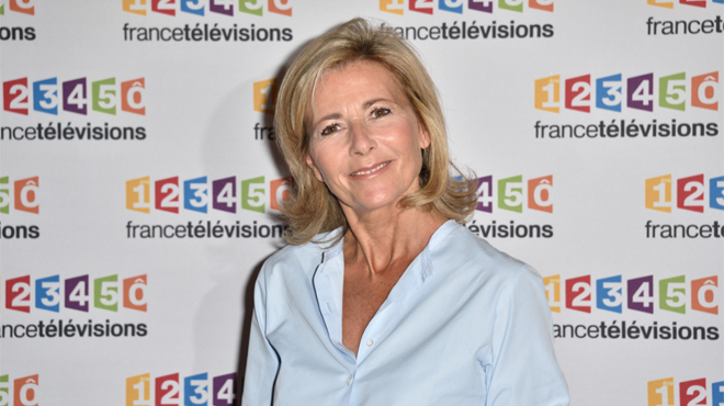 Claire Chazal va prendre place à un poste où on ne l'attendait pas sur France 2