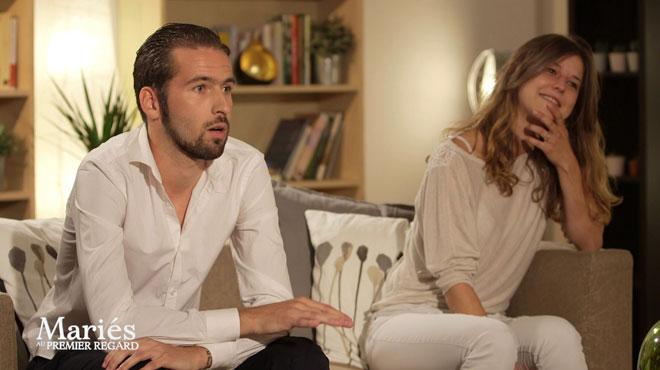 Mariés au premier regard: Amélie et Jordan multiplient les reproches et les insultes avant d'énoncer leur verdict final aux experts