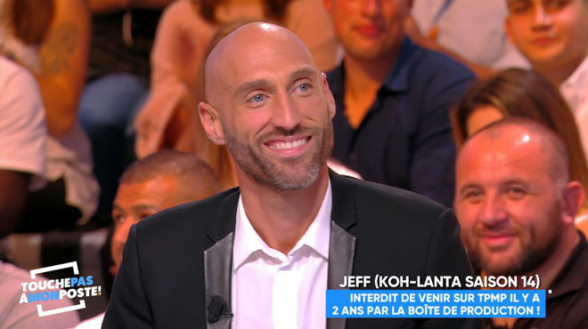 Jeff règle ses comptes avec la production de Koh-Lanta: