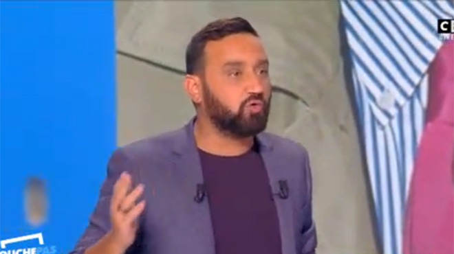 Cyril Hanouna FURIEUX contre le patron de TF1: il lui a adressé un message virulent jeudi soir