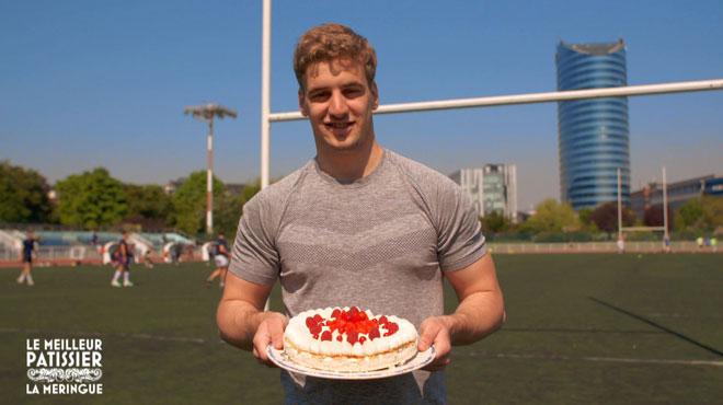 Le meilleur pâtissier: Matthieu, ancien rugbyman professionnel s'est mis à la pâtisserie
