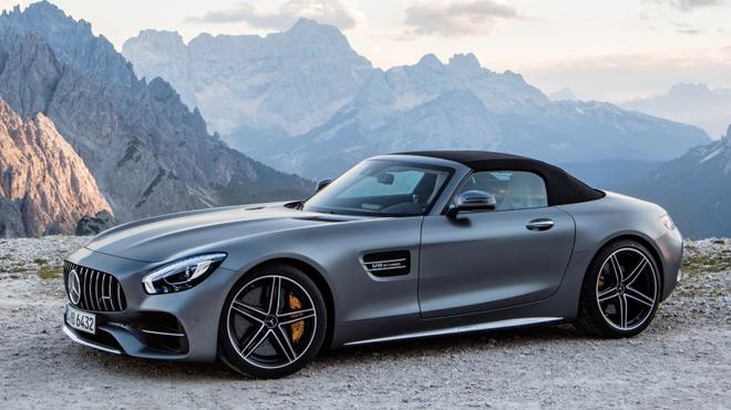 Essai Mercedes AMG GT Roadster : du grand art