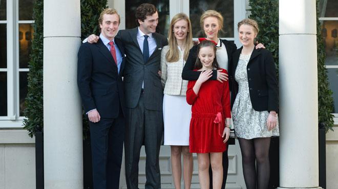 Un enfant de la princesse Astrid sur le point de se marier?