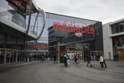 Liège: le projet de complexe cinématographique à la Médiacité en mauvaise posture