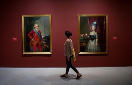 La banque d'Espagne dévoile son étonnante collection d'art à Rabat