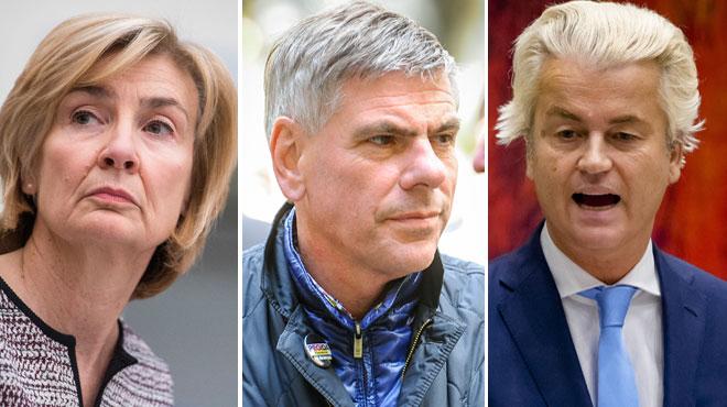 La bourgmestre de Molenbeek interdit le rassemblement Dewinter-Wilders qui voulait y faire un