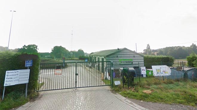 Vague d'agressions dans les recyparcs de la région liégeoise: ils seront fermés mercredi après-midi