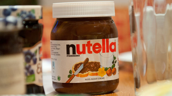 Fan de Nutella? Attention, sa composition a (légèrement) changé
