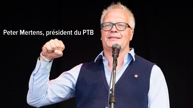 Le PTB prêt à gouverner la Wallonie en 2019 avec le PS et Ecolo