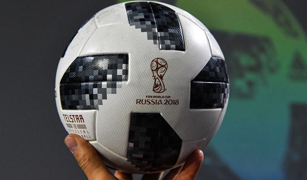 Le ballon de la coupe du monde 2018 a t d voil photos rtl sport - Ballon de la coupe du monde 2014 ...